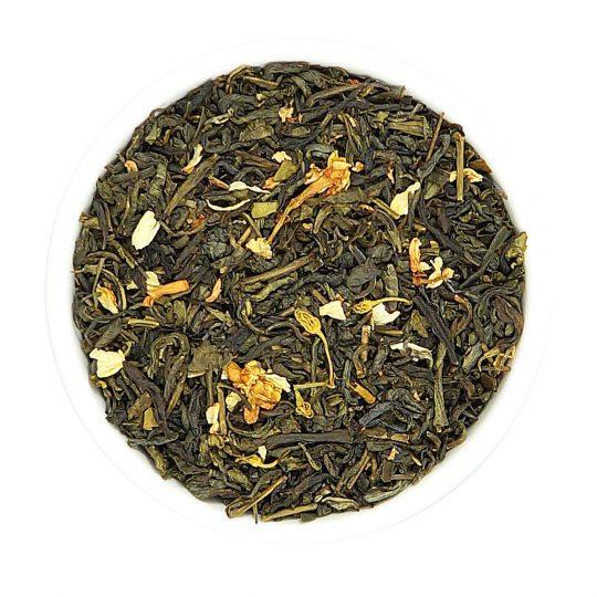 te verde jazmin jazmine jazmín teteria camellia tea