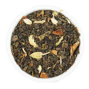 verde chai te té teteria camellia cardamomo canela jengibre clavos de olor anis