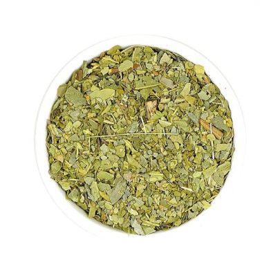 boldo infusión hierba medicinal arbol