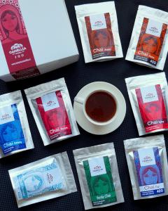 locos por el chai teteria camellia te té tea infusiones