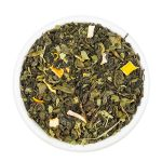 te verde té gunpownder pinhead tea teteria camellia cedrón limon suspiro
