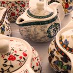 teteras orientales cerámica teteria camellia