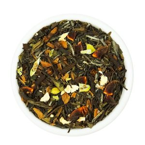 bai mudan chai te té tea clavos de olor cardamomo canela jengibre anis teteria camellia