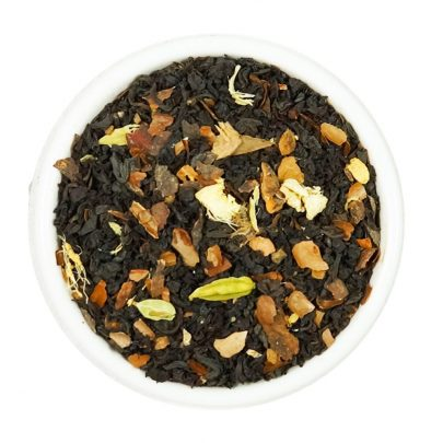 cacao chai te té tea cardamomo canela jengibre anis clavos de olor teteria camellia