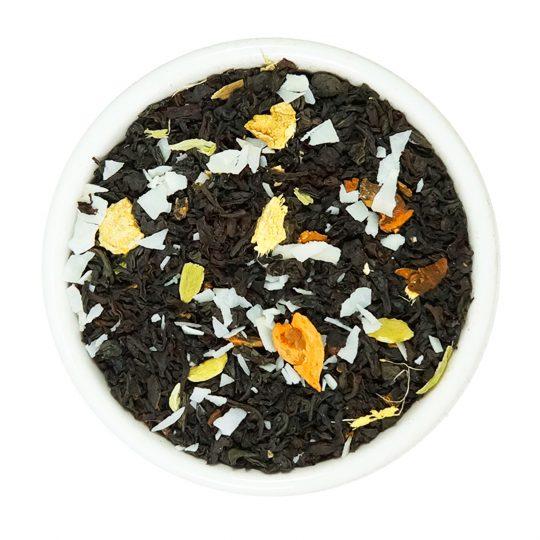 chai thai te negro assam t+e tea cardamomo clavos de olor anis jengibre canela teteria camellia