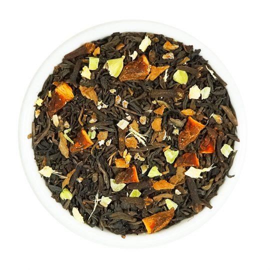 pu-erh te té rojo tea chai cardamomo clavos de olor canela jengibre anis teteria camellia