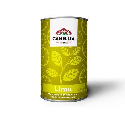 limu te verde gunpowder pinhead limon y lemongrass