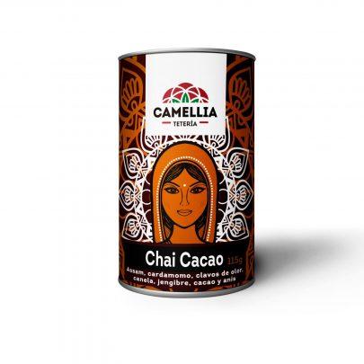 chai te negro assam cacao canela jengibre clavos de olor cardamomo anis