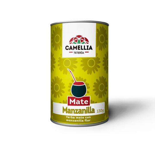 yerba mate manzanilla