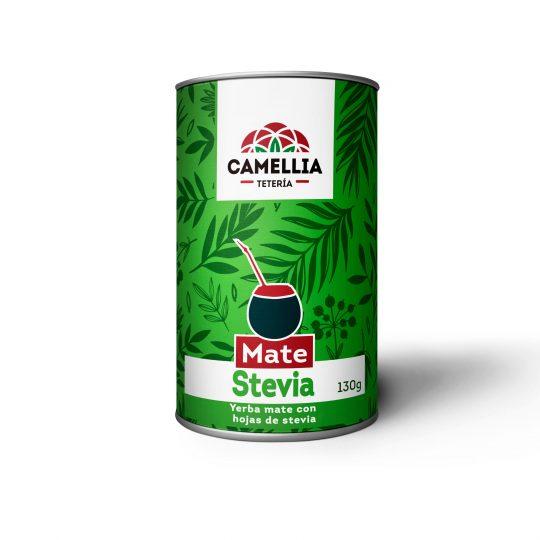 yerba mate stevia