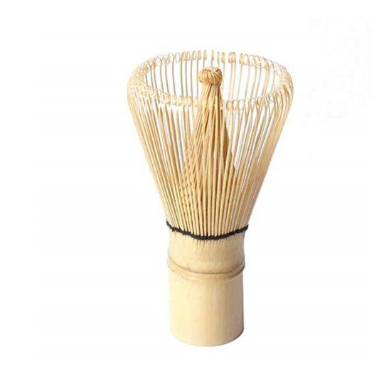 batidor bambú matcha camellia teteria té verde