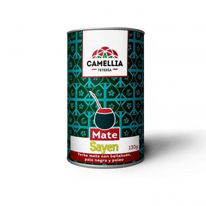 yerba mate sayen poleo bailahuen palo negro te té tea teteria camellia