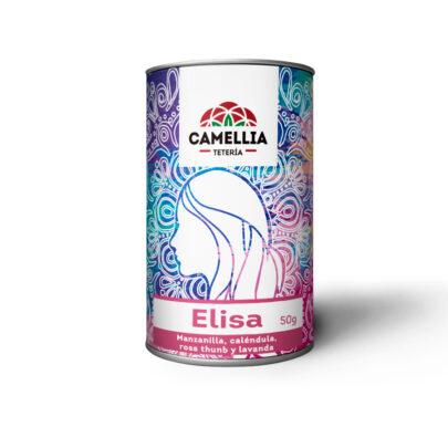 elisa manzanilla caléndula calendula rosa petalos lavanda