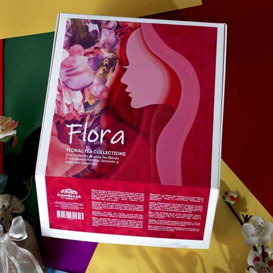 tea collections flora te té