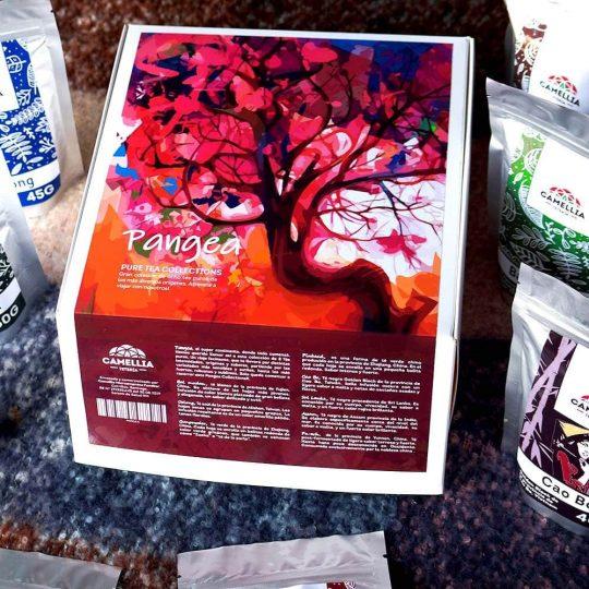 tea té te collections colección coleccion puros pure teteria camellia infusiones hierbas yerba mate