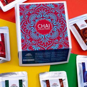 chai collections té tea