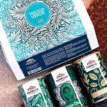 trilogía té verde