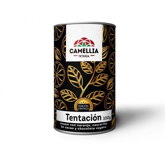 tentación cacao chocolate naranja té assam negro edición limitada (1)
